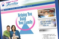 Central Georgia Fertility Institute Website