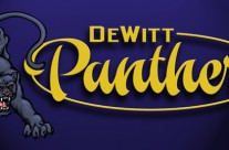 DeWitt Panthers Banner