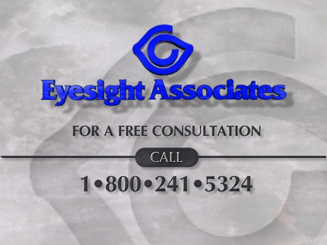 Eyesight Associates TV Graphics