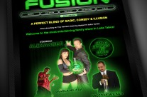 Fusion Magic Show Website