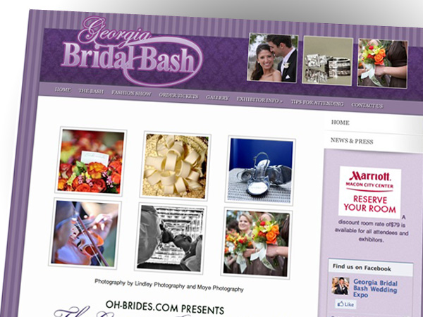 Georgia Bridal Bash