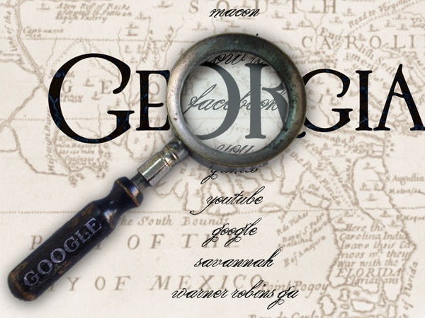 Georgia Google Search