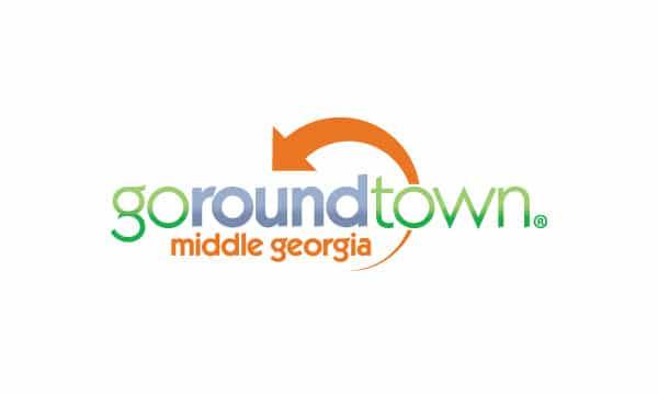 GoRoundTown® Middle Georgia Logo
