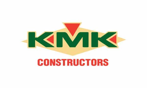 KMK Constructors Logo Design