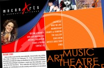 Macon Arts Website