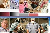 Medical Center of Central Georgia Website Montages