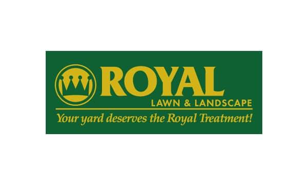 Royal Lawn & Landscape Logo