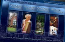 The Cottages Website