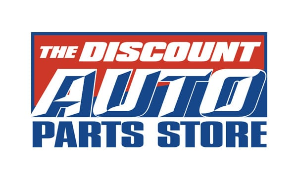 The Discount Auto Parts Store Logo