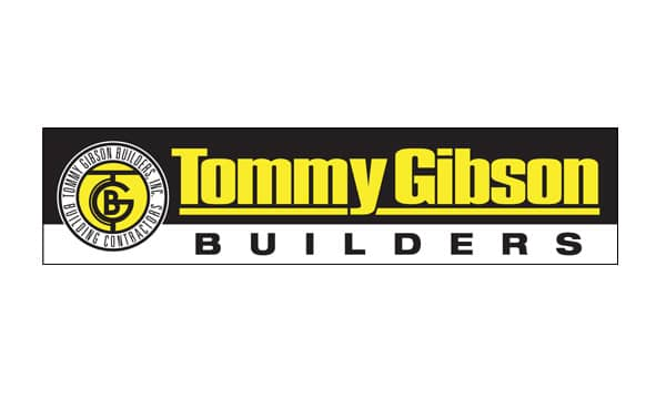 Tommy Gibson Builders Logo Design