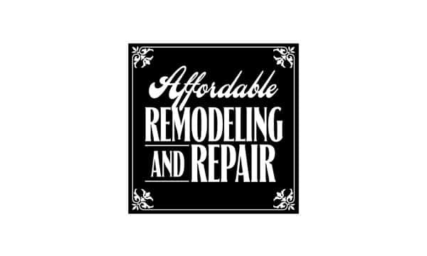 Affordable Remodeling and Repair Logo