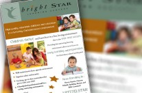 Bright Star Learning Centers Flyer