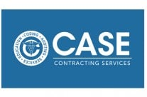 CASE Contracting Services Logo