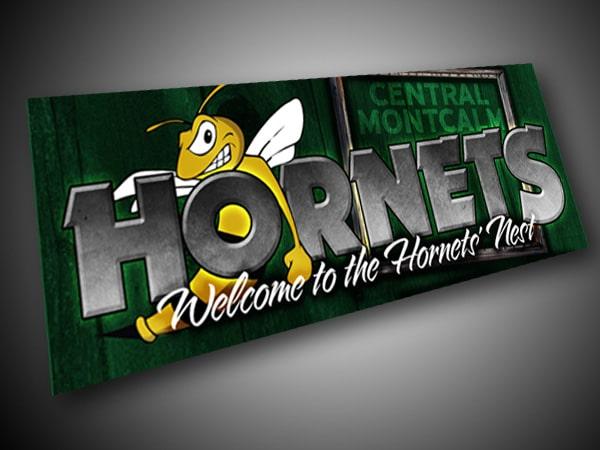 Central Montcalm Hornets