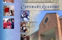 Covenant Academy Presentation Folder Graphic