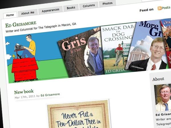 Ed Grisamore Website