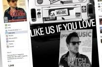 Georgia Music Magazine Facebook Page