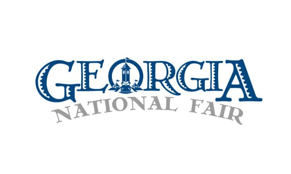 Georgia National Fair Logo