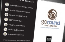 goRound Multimedia Magazine Ad