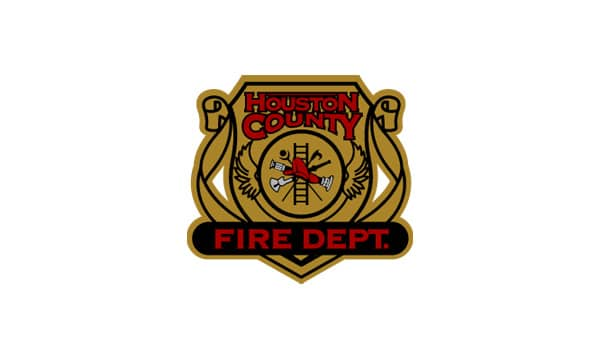 Houston County Fire Department Logo