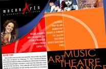 Macon Arts Website