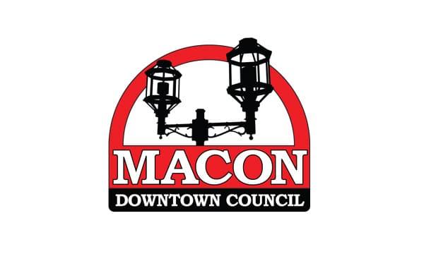 Macon Dowtown Council Logo Design