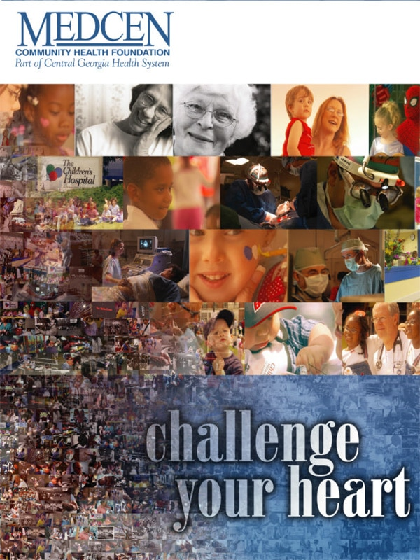 MEDCEN Challenge Your Heart Cover Montage