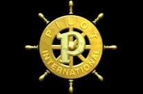 Pilot International 3D Logo