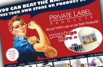 Private Label Products Flyer