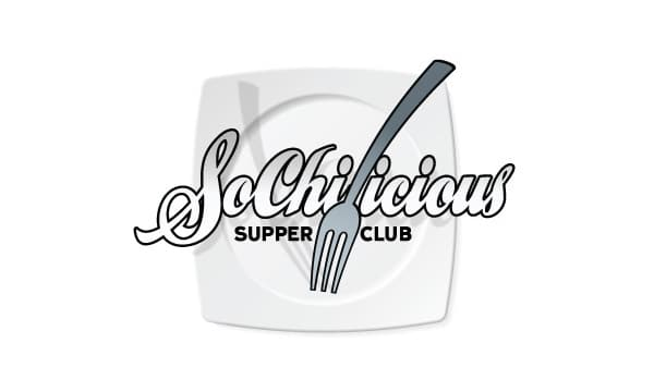SoChilicious Supper Club Logo