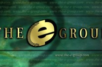 The e Group Logo Graphic Composite