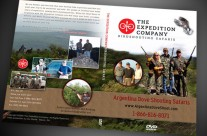 The Expedition Company DVD Sleeve