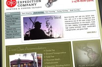 The Expedition Company Website